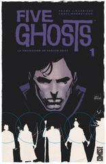 FIVE GHOSTS T1: LA POSSESSION DE FABIAN GRAY