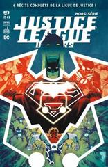 JUSTICE LEAGUE UNIVERS HORS SERIE T2