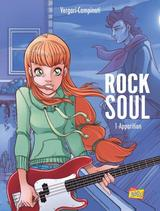 ROCK SOUL T1: APPARITION