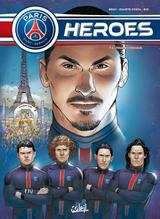 PARIS SAINT-GERMAIN HEROES T3: FINALE COSMIQUE