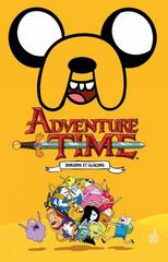 ADVENTURE TIME INTEGRALE T2