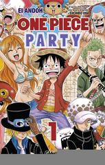 ONE PIECE PARTY T3