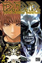 DEVIL DEVISED DEPARTURE T2