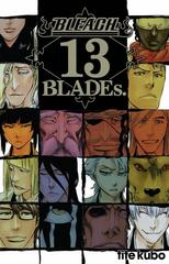 BLEACH T13th Blades
