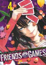 FRIENDS GAMES T4