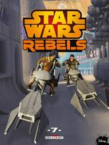 STAR WARS - REBELS T7