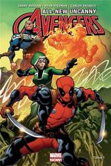 ALL-NEW UNCANNY AVENGERS T1