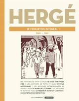 HERGE, LE FEUILLETON INTEGRAL T9