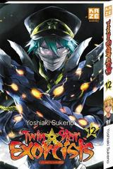 TWIN STAR EXORCISTS T12