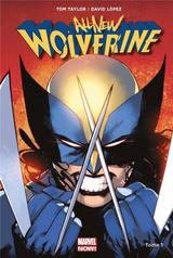 ALL NEW WOLVERINE T1