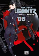 GANTZ T8: PERFECT EDITION