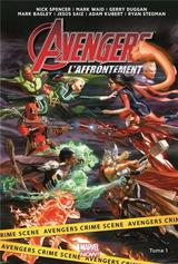 AVENGERS - L'AFFRONTEMENT T1