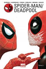 SPIDER-MAN / DEADPOOL T2