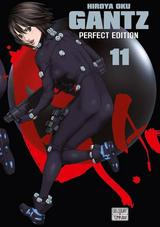 GANTZ T11: PERFECT EDITION