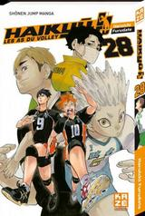 HAIKYU!! LES AS DU VOLLEY T28