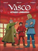 VASCO T29: AFFAIRES LOMBARDES