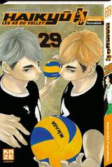 HAIKYU!! LES AS DU VOLLEY T29