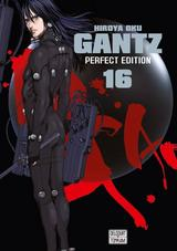 GANTZ T16: PERFECT EDITION