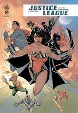 JUSTICE LEAGUE REBIRTH T5
