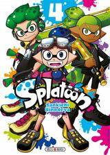 SPLATOON T4