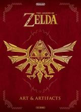 ZELDA: THE LEGEND OF ZELDA : ART & ARTIFACTS - VERSION FRANCAISE