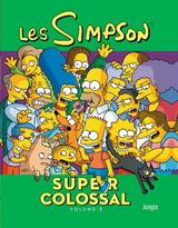 LES SIMPSON SUPER COLOSSAL T3