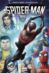 SPIDER-MAN ALL-NEW ALL-DIFFERENT T4