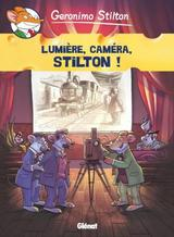 GERONIMO STILTON T16: SILENCE, ON TOURNE !
