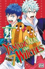 YAMADA-KUN & THE 7 WITCHES T7: WITCHES 21