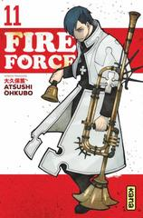 FIRE FORCE T11