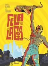 FELA BACK TO LAGOS