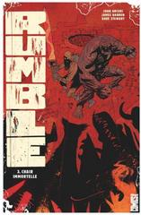 RUMBLE T3: ETREINTE DE L'IMMORTALITE