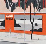 BEAUX-LIVRES / ARTBOOK CHAMPAKA T4: FRANCOIS AVRIL - SEASIDE