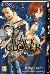 BLACK CLOVER : QUARTET KNIGHTS T1