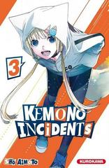 KEMONO INCIDENTS T3