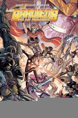 LES GARDIENS DE LA GALAXIE: SECRET WARS