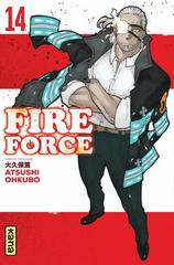 FIRE FORCE T14