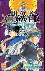 BLACK CLOVER : QUARTET KNIGHTS T3