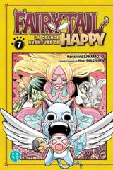 FAIRY TAIL - LA GRANDE AVENTURE DE HAPPY T7
