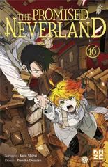 THE PROMISED NEVERLAND T16