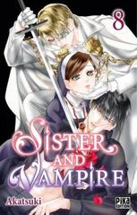 SISTER AND VAMPIRE T8
