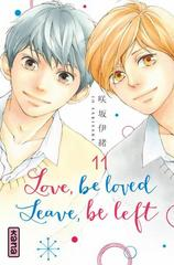 LOVE BE LOVED LEAVE BE LEFT T11