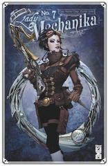 LADY MECHANIKA T7: SANGRE