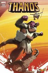 MARVEL SOFTCOVERS: THANOS N°05 (2020)
