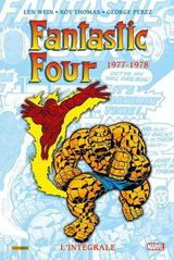 FANTASTIC FOUR : L'INTEGRALE 1977-19 T78: L'INTEGRALE 1977-19 : VOL.16