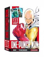 ONE-PUNCH MAN: COFFRET - TOMES 1-2-3 + POSTER