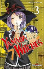YAMADA-KUN & THE 7 WITCHES T3
