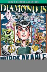 DIAMOND IS UNBREAKABLE T9