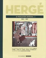 HERGE, LE FEUILLETON INTEGRAL T6