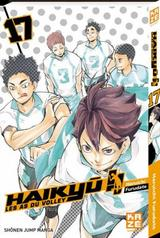 HAIKYU!! LES AS DU VOLLEY T17